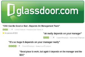 glassdoor comments