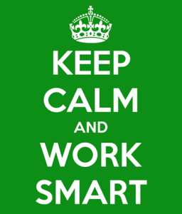KeepCalmAndWorkSmart
